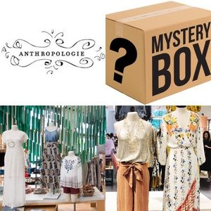 Anthropologie Other - Anthropologie Mystery Surprise Lot Box !!!